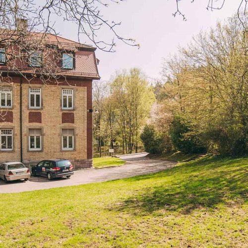Die Villa Seldeneck ist Ihre Premiumpraxis in Baden-Baden.