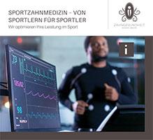 Broschüre Sportzahnmeidzin